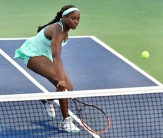 Sloane Stephens, in semifinale la Rogers Cup dupa o prestatie convingatoare