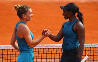 Sloane Stephens explica de ce s-a bucurat pentru ca Simona Halep a castigat finala de la Roland Garros