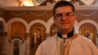 Slujba de consacrare fara credinciosi si cler pentru cel mai tanar episcop catolic din lume. Eveniment la Catedrala Greco-Catolica din Blaj