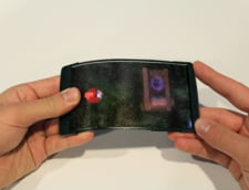 Smartphone-ul uimitor cu ecran flexibil si holografic (Video)