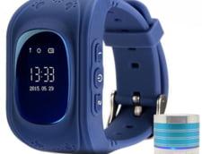 Smartwatch-uri cu GPS si buton SOS - Modele de la brandul iUni pentru siguranta copiilor