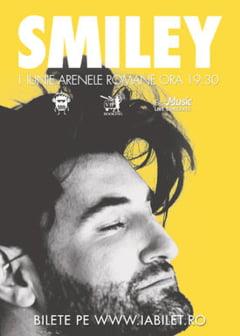 Smiley & The Band - 1 iunie - Arenele Romane