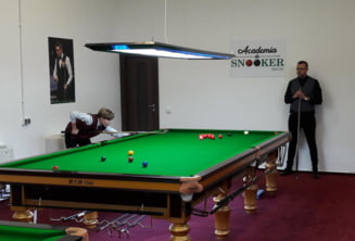 Snooker: Liga Moldovei, la start