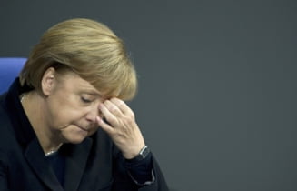 Soarta zonei euro, in mainile Angelei Merkel