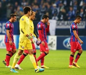 Soc la Steaua: Clubul a ramas fara niciun ban in conturi!