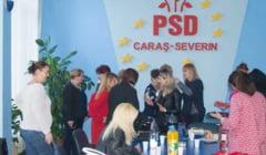 Social-democratele carasene au dat startul actiunilor