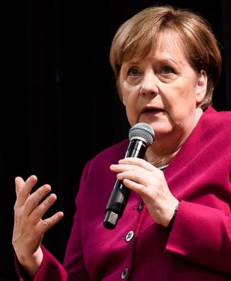 Social-democratii germani raman cu Merkel, dar pun conditii
