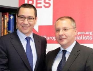Socialistii europeni cer liderilor UE sa condamne declaratiile lui Basescu despre Ponta