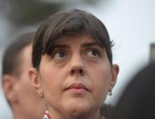 Socialistii europeni o sustin pe Kovesi la sefia Parchetului UE. PE cere oficial autoritatilor romane sa nu-i puna obstacole