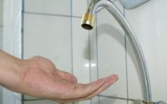 Societatea HIDRO PRAHOVA opreste apa in comuna Draganesti, pentru lucrari de igienizare