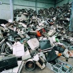 Societatile care colecteaza deseuri reciclabile industriale nu mai au nevoie de autorizatie emisa de Prefectura