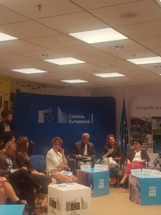 Sociolog: Romania trece de la votul pentru o viata mai buna la unul pentru institutii mai bune. E un vot de protest