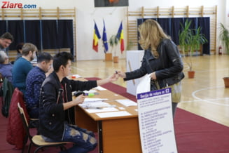 Sociolog, despre absenteismul la vot: Poporul roman a oferit o lectie politicienilor si initiatorilor