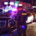 Sofer beat, oprit in trafic de un politist aflat in timpul liber. Agentul s-a pus cu masina in calea autoturismului care circula haotic