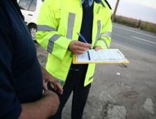Sofer teribilist, prins cu 203 km/h pe Autostrada Transilvaniei