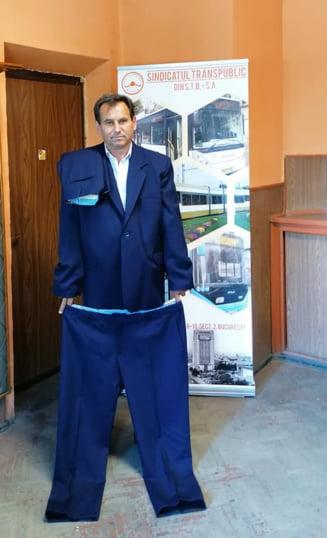 Soferii STB, obligati sa poarte uniforme de la 1 iulie. Primaria Bucuresti cheltuieste 3 milioane de lei cu noile costume