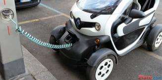 Soferii bucuresteni isi pot incarca masinile electrice sau hibrid in maxim 30 de minute