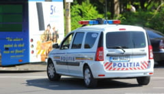 Soferul beat care a lovit masina Politiei Rutiere, sub control judiciar