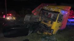 Soferul bulgar care a provocat accidentul in care au murit cinci persoane, arestat preventiv
