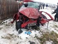 Soferul care a produs accidentul mortal de la Vadu Moldovei a fost arestat preventiv