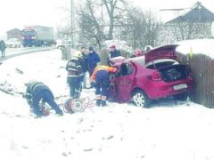 Soferul care a produs un accident mortal soldat cu doi raniti la Vadu Moldovei a fost retinut de catre politisti
