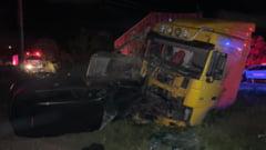 Soferul care a provocat accidentul cu cinci morti si trei raniti din Teleorman a fost retinut