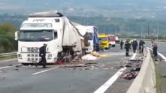 Soferul roman implicat in accidentul din Grecia nu avea dreptul sa conduca un autotren