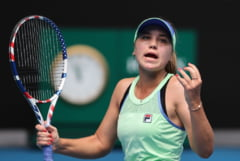 Sofia Kenin o invinge pe Muguruza si castiga Australian Open