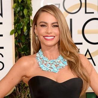 Sofia Vergara, pentru al saptelea an pe primul loc in topul Forbes al celor mai bine platite actrite TV