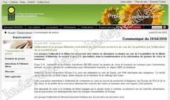 Sofiproteol anunta OFICIAL intentia de achizitionare a Expur