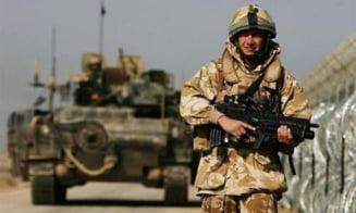 Soldatii britanici au torturat si ucis un civil in Irak