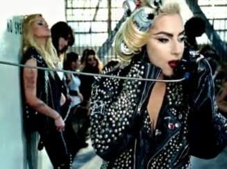 Soldatii din Afganistan parodiaza clipul lui Lady Gaga (Video)