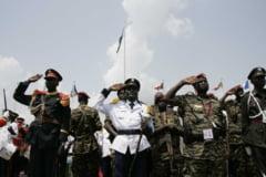 Soldatii unei tari au primit permisiunea de a viola fete in loc sa-si primeasca salariul