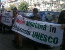 Solicitare imperativa catre statul roman pentru salvarea patrimoniului Rosia Montana