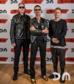 Solistul Depeche Mode a fost internat. Concertul din Belarus a fost anulat, ce se intampla cu cel din Romania?