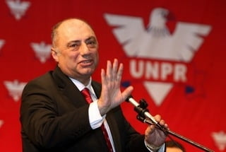 Solomon a fost numit vicepresedinte UNPR