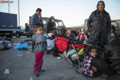 Solutia greceasca la criza imigrantilor - ii sechestreaza pe insule