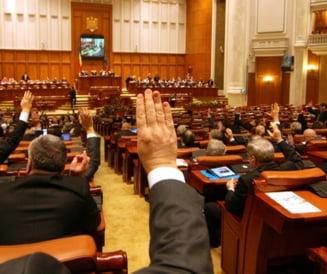 Solutia senatorilor la lipsa de cvorum din motive de chiul