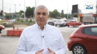 Solutiile lui Tariceanu anti aglomeratie: transport in comun modernizat si gratuit pentru toti calatorii (P)