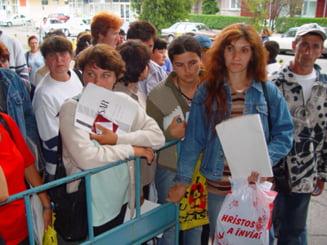 Somajul in randul romanilor din Spania a ajuns la 42%