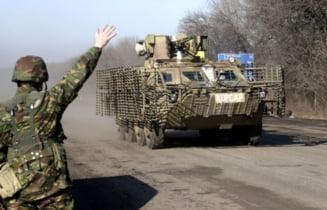 Sondaj INSCOP: Aproape 65% dintre romani considera periculos pentru Romania conflictul din Ucraina