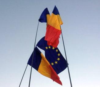 Sondaj IRES: Peste doua treimi dintre romani cred ca Romania va avea de castigat din detinerea presedintiei rotative a UE
