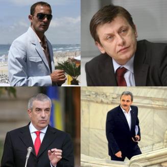 Sondaj Ziare.com: Care este cel mai atragator politician senior din Romania?