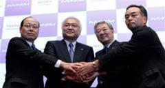 Sony, Toshiba si Hitachi se unesc si creeaza Japan Display