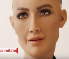 Sophia, primul robot care a primit cetatenia unui stat, vine la Bucuresti