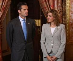Sora si cumnatul regelui Spaniei, judecati pentru frauda si coruptie