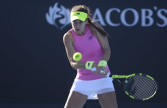 Sorana Carstea, eliminata in optimi la Australian Open de Garbine Muguruza