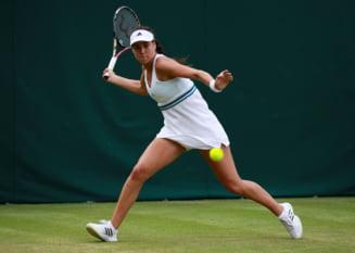 Sorana Carstea, eliminata in primul tur la Wimbledon