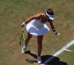 Sorana Carstea, invinsa de Petra Kvitova la Wimbledon
