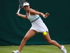 Sorana Carstea a pierdut duelul frumoaselor de la Wimbledon